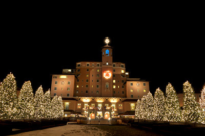 the broadmoor christmas